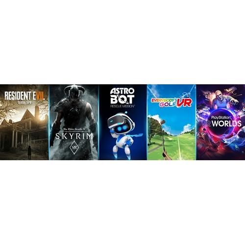 Playstation VR Mega Pack 2