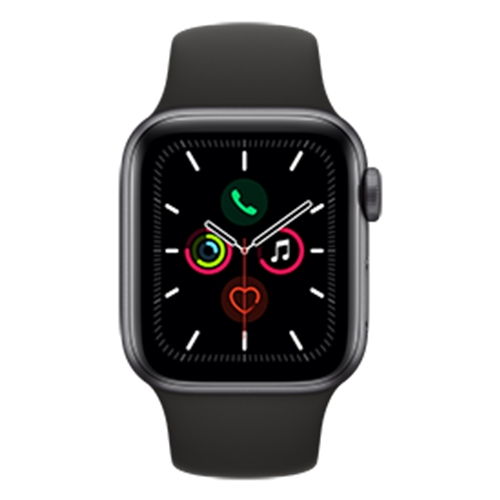 שעון חכם Apple Watch Series 5 GPS, 44mm