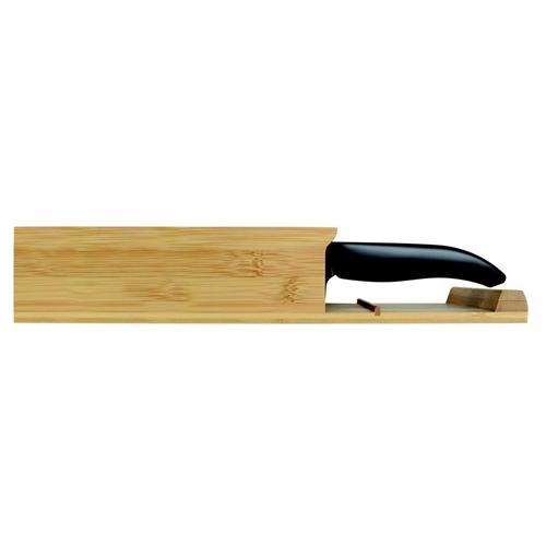 בלוק במבוק לאחסון סכינים KYOCERA