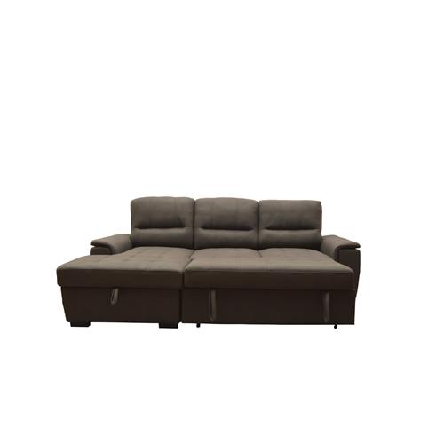 מערכת ישיבה פינתית דגם פורמיס נפתחת למיטה עם ארגז