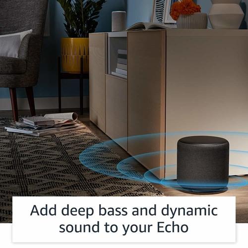 Amazon Echo Sub - הסאב וופר החזק מבית Amazon