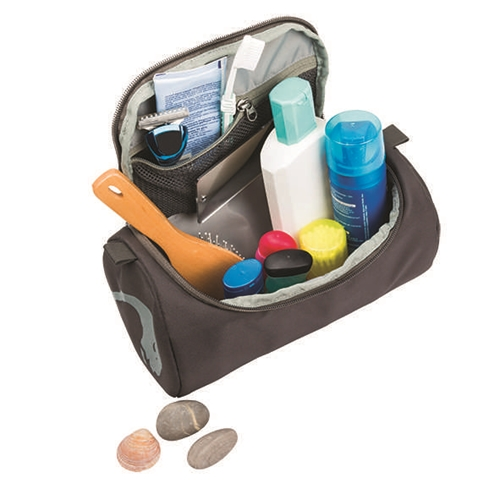 תיק רחצה איכותי קל וניתלה דגם Care barrel