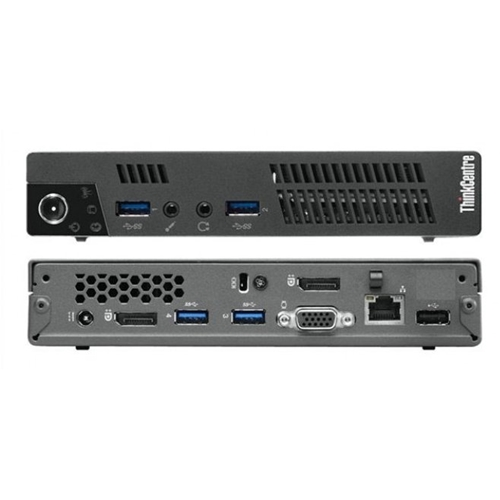 מחשב נייח קטן וחזק Lenovo ThinkCentre M93 tiny