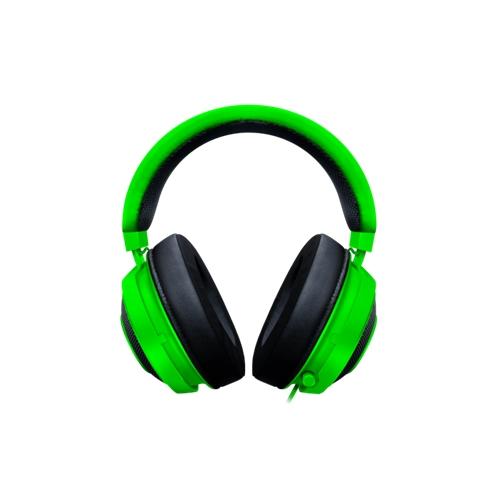 אוזניות גיימינג RAZER Kraken multi-platform ירוק
