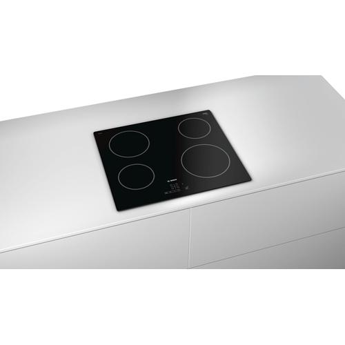 """כיריים קרמיות 60 ס""""מ Bosch דגם PKE611B17Y"""