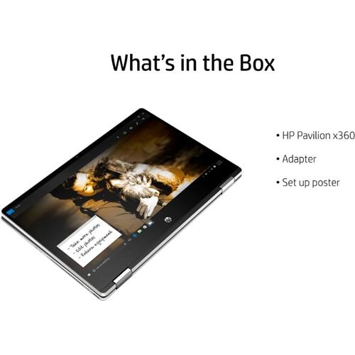 "מחשב נייד ""14 מסך מגע HP Pavilion 14- x360"
