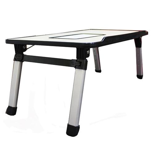 שולחן לפטופ רב תכליתי בעיצוב ארגונומי ללא מאוורר