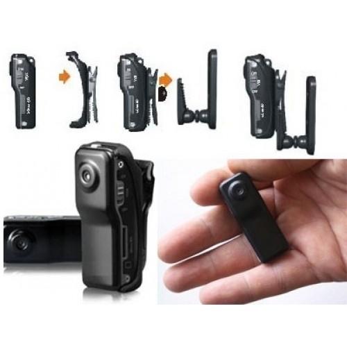 מצלמת ריגול זעירה + זיכרון 4GB מתנה
