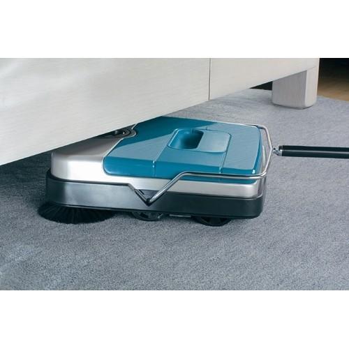 מטאטא שטיחים מכני נפלא לניקוי מהיר ROTARO