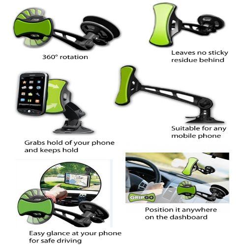 מעמד מהפכני לרכב לכל סוגי הניידים סמארטפונים GPS
