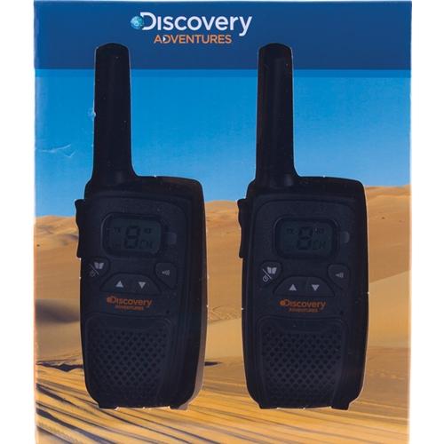 זוג מכשירי קשר מתקדמים 8 ערוצים Discovery Vortex