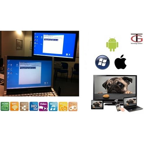 להיט PC TO TV מתאם אלחוטי Mirroring מלאי מוגבל