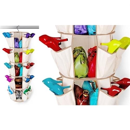 ארגונית אחסון לצעצועים, תכשיטים ונעליים