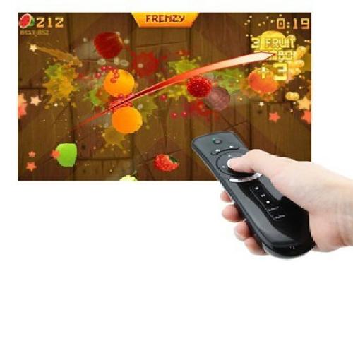 שלט רחוק Air Mouse לטלויזיות חכמות ולמחשב
