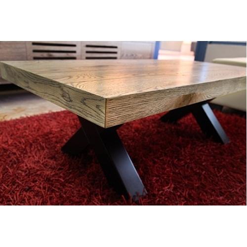 שולחן ומזנון בעיצוב טיבעי דגם רוסטיקו