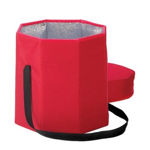 צידנית קומפקטית מתקפלת בקלות ויציבה  ככיסא