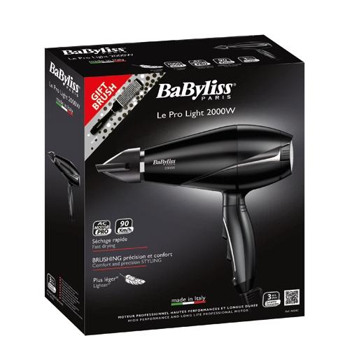 מייבש שיער מקצועי מבית בייביליס דגם BA6604BRILE