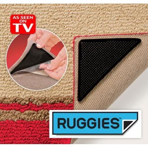 מדבקות לשטיח המונעות החלקה