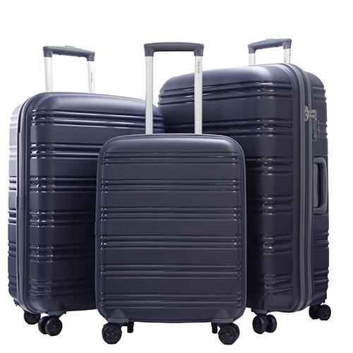 סט מזוודות קשיחות    30   26   20 דגם Cambridge