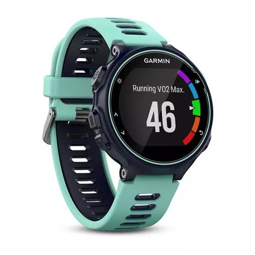 שעון ריצה GPS מולטי ספורטמד דופק מובנה FR735XT