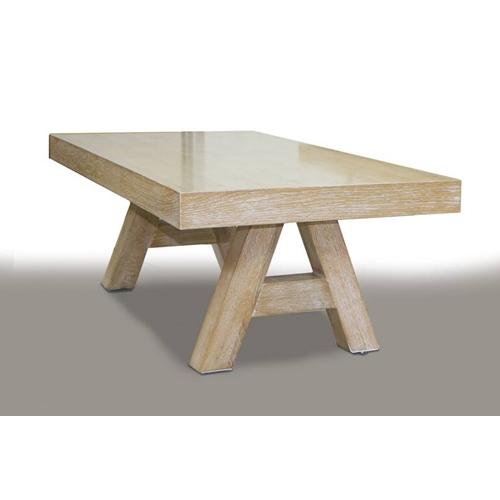מזנון ושולחן דגם בלאגיו בגימור אלון מבוקע