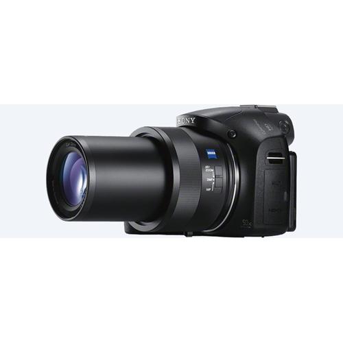 מצלמה סטילס דיגיטלית 4K זום X50 דגם DSC-HX400VB