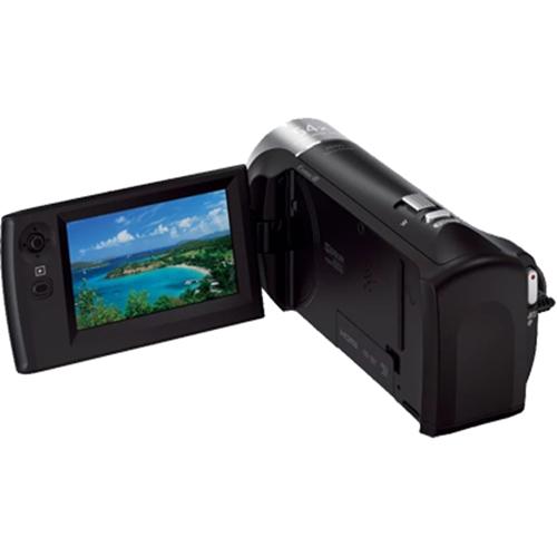 מצלמת וידאו היי-דפניישן HDR-CX240EB מבית SONY