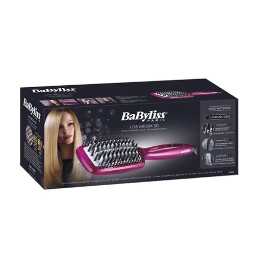 מברשת חשמלית להחלקת שיער