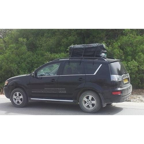 CAMPTOWN תיק אחסון נשלף לגג הרכב CAR-GO