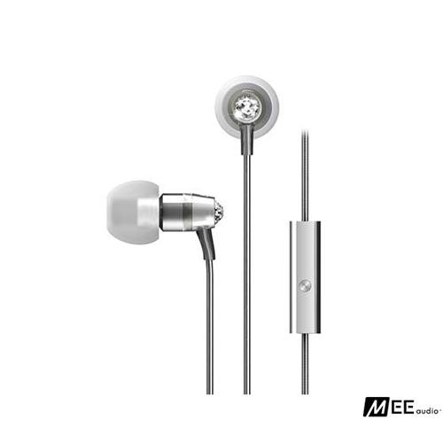 אוזניות בתוך האוזן עם אבני קריסטל סברובסקי מקורי