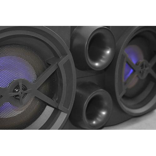 מערכת DJ סאונד אקסטרים ומיני מיקסר