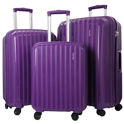 """סט מזוודות קשיחות 3 יח' 29"""" 24"""" 20"""" Stanfod CalPak"""