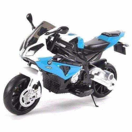 אופנוע ממונע V12 BMW לילדים