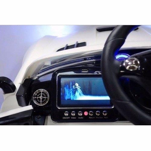 מכונית ממונעת MERCEDES 12V