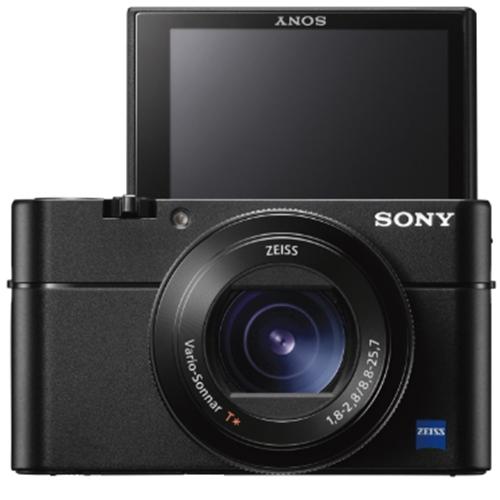 מצלמת סטילס 20.1 מגה פיקסל דגם SONY DSC-RX100M5A