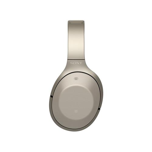 אוזניות פרימיום מרופדות אלחוטיות SONY MDR-1000X