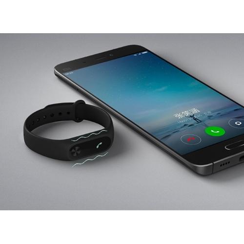 צמיד ספורט כולל מד דופק דגם: Xiaomi Mi Band 2