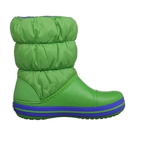 מגף חורף ילדים Crocs קרוקס דגם Winter Puff