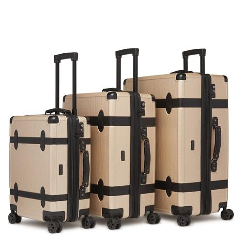 """סט מזוודות קשיחות 3 יח' 28"""" 24"""" 20"""" דגם TRNK"""