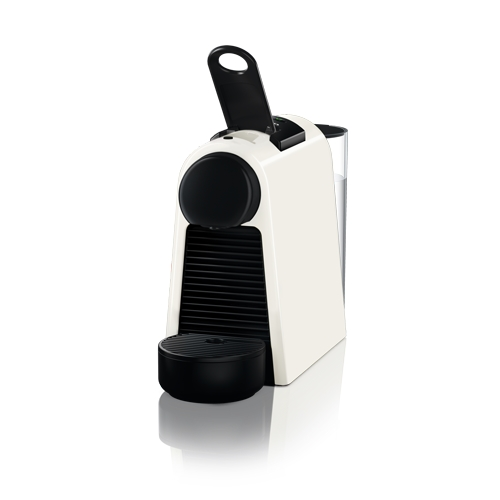 מכונת קפה NESPRESSO  אסנזה מיני בצבע לבן דגם D30