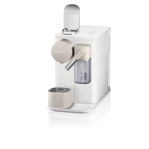 מכונת קפה NESPRESSO לטיסימה One בצבע לבן קטיפתי