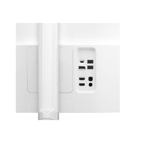 """מסך מחשב קעור 34"""" LG אל ג'י דגם 34UC99-W בצבע לבן"""