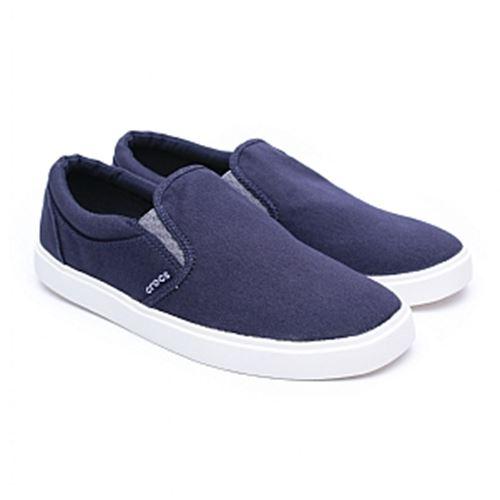 נעלי סניקרס גברים Crocs קרוקס דגם CitiLane Slip-on