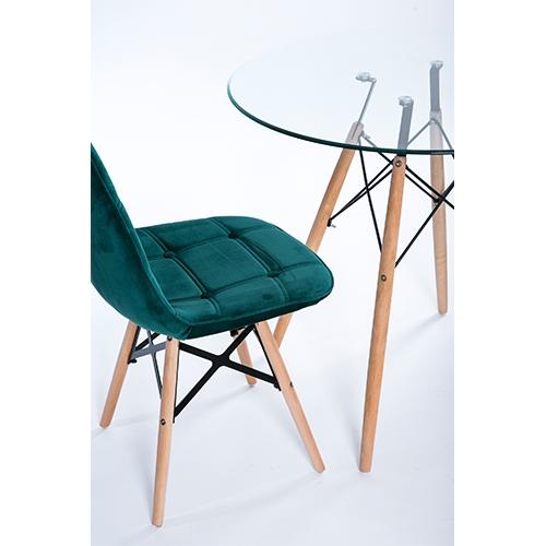 כיסא לפינת אוכל נוח ומעוצב דגם 301K מבית TAKE IT