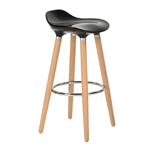 כיסא בר דגם יסמין מבית HOMAX
