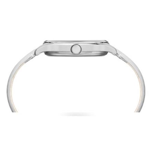 שעון יד אנאלוגי בעיצוב פרחוני לאישה מבית TIMEX