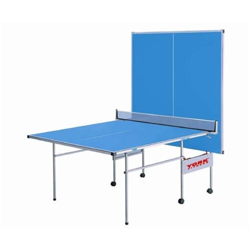 שולחן טניס חוץ ופנים אולימפי דגם 700 מבית YORK