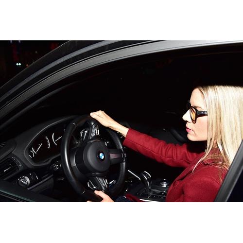 משקפי נהיגת לילה להגנה מפני סנוור ותאורה בכבישים!
