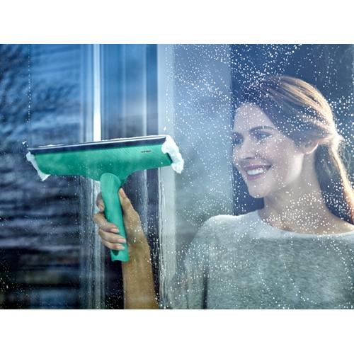 אביזר לנקיון חלונות ומשטחים 3 ב-1 click system