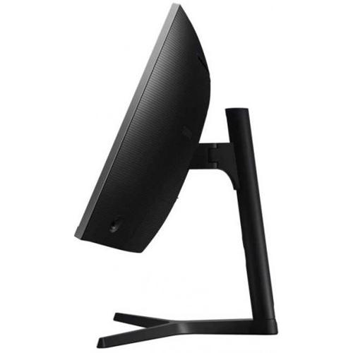 """מסך מחשב קעור 34"""" בעיצוב מודרני ומרהיב בית Samsung"""